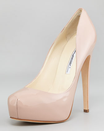 New Maniac Patent Leather Pump