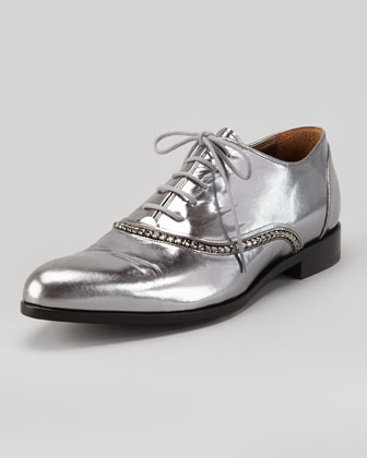 Metallic Crystal-Trim Oxford
