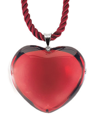Glamour Heart Pendant