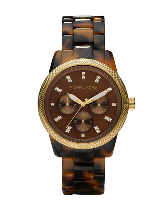 Tortoise Jet Set Watch