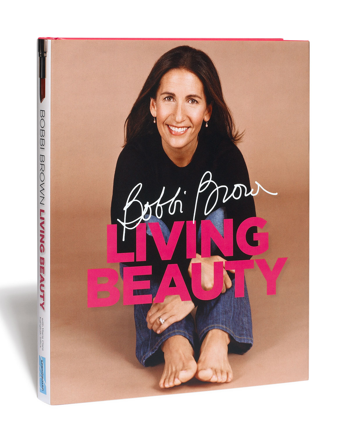 Living Beauty Book - Bobbi Brown